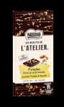 Chocolat noir pistache amande Nestlé Les Recettes de l'Atelier