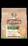 Nature Bio Croquettes au poulet riz et légumes Ultima