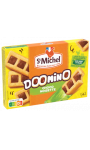 Biscuits Chocolat noisettes doomino St Michel