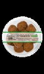 Falafels pois chiches, carottes & coriandre L'Atelier Blini
