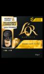 Café en capsules XXL filtre n°5 L'Or Barista