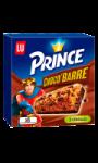 Barres de céréales au chocolat Prince