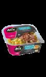 Bol salade & serpentini jambon cru, comté AOP, fruits secs Mix