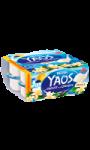Yaourts à la Grecque goût vanille Yaos Nestle