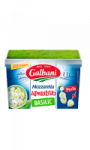 Mozzarella Aperitivo Basilic Galbani