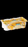 Yaourts brassés à la vanille Carrefour
