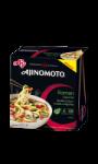 Plat cuisiné ramen légumes Ajinomoto