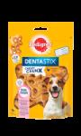 Hygiène dentaire pour chien dentastix chewy chunx 5-15kg saveur poulet Pedigree