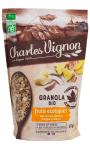 Granola Bio fruits éxotiques Charles Vignon