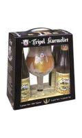 Bière blonde Tripel Karmeliet