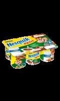 Yaourts choco noisette Nesquik
