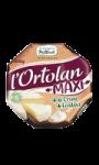 Fromage l'ortolan maxi plus de crème plus fondant Fromagerie Milleret