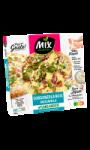 Pizza gorgonzola noix mozzarella sans additif Mix