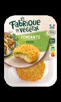 Fondants au pesto La Fabrique Du Végétal
