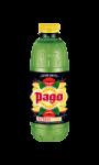 Jus de fruits édition limitée nectarine citron Pago