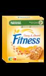 Barre de céréales fitness miel amandes Nestle Fitness