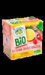 La tisane brûle graisse citron Bio La Tisanière