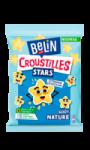 Biscuits apéritifs croustilles stars nature Belin
