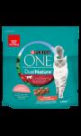 Croquettes pour chat stérilisé saumon cranberry Purina One