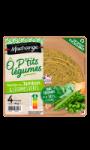 O Ptits légumes recette au jambon et légumes verts Madrange