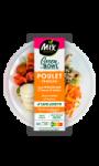 Salade bol poulet Mix