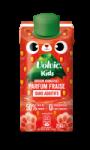 Kids eau aromatisée fraise brique Volvic