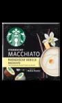 Capsules à café vanille macchiato by dolce gusto Starbucks