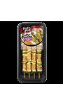 Brochettes de porc extra tendre au curry Tendre & Plus