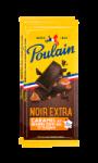 Tablette de chocolat noir extra caramel au...