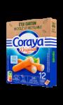 12 bâtonnets de surimi l'original Coraya