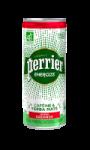 Boisson énergisante Bio saveur grenade à l'eau minérale naturelle Perrier