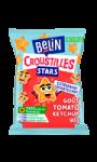 Biscuits apéritifs croustilles stars ketchup Belin