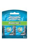 Lames de rasoir Protector 3 Wilkinson Sword