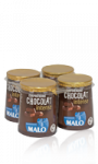 Emprésuré chocolat intense pot carton Malo