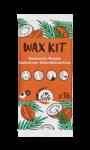 Bande de cire dépilatoire Wax Kit Carrefour Soft