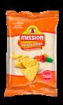 Tortillas chips de maïs goût piment Mission