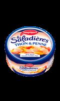 Les saladières thon et penne Saupiquet
