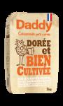 Cassonade pure canne dorée et bien cultivée Daddy