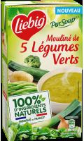 Mouliné de 5 légumes verts Liebig