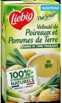 Velouté de Poireaux et Pommes de terre françaises Liebig