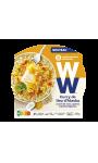 Pavé de lieu de l'Alaska quinoa et sauce curry coco Weight Watchers