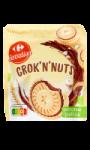 Biscuits Crok'N'Nuts Carrefour Sensation