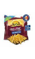 Frites allumettes Just au Four McCain