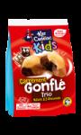 Madeleines gonflés trio & 2 chocolats Ker Cadelac