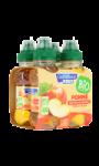 Jus de pomme bio sans sucres ajoutés Carrefour Kids