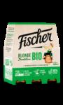 Bière blonde Bio Fischer