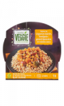 Tajine de légumes épicés, boulgour, grand épautre et raisins secs Carrefour Veggie