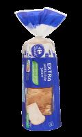Pain de mie extra moelleux sans sucres ajoutés x24 Carrefour Classic'