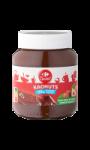 Pâte à tartiner aux noisettes Kaonuts -30% de sucres Carrefour Classic'