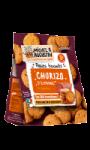 Biscuits apéritifs charcuterie chorizo Michel et Augustin
